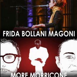 Frida Bollani Magoni/more morricone: Ferruccio Spinetti E Giovanni Ceccarelli